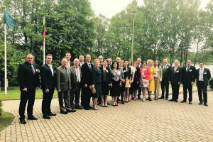 Rytų partnerėms Lietuvos teisinė patirtis – pavyzdys