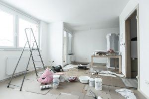 Kaip nesusipykti su kaimynais remontuojant butą?