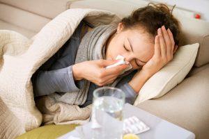 Kodėl sloga, jei gydoma, trunka savaitę, o jei negydoma – septynias dienas?