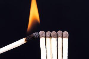 Švenčionių rajone smarkiai apdegė penkiametis