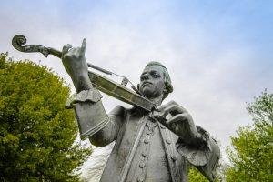 Muzikos psichologas: Mocarto klausymas didina intelektą