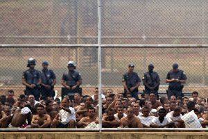 Brazilijoje per riaušes kalėjime žuvo 25 žmonės
