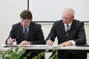 VDU nori prisijungti Aleksandro Stulginskio ir Lietuvos sporto universitetus
