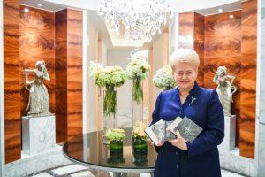 D. Grybauskaitė – Lietuvos roko muzikos ambasadorė