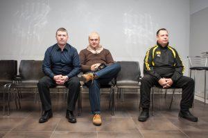 Kyšininkavimu kaltinamiems Kauno policijos veteranams gresia nemenkos baudos
