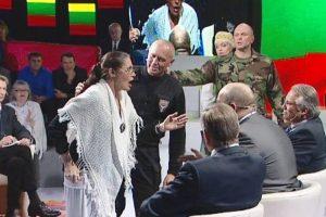 Nušvilpta M. Bartašiūnaitė rėžė: NATO yra teroristinė organizacija!