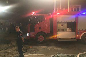 Kinijoje dujotiekio sprogimas nusinešė penkias gyvybes, dar 89 žmonės sužeisti
