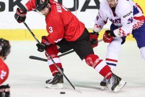 Ledo ritulio rinktinė išvyksta į pasaulio čempionatą Belfaste
