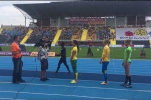 Europos U23 čempionate sėkmė nuo mūsiškių nusisuko