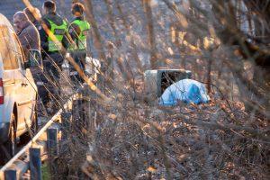 Sugauti trys įtariamieji, nužudę sugėrovą ir jo kūną paslėpę konteineryje