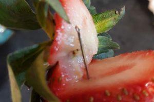 Panika dėl adatų: Australija griežtins bausmę už tyčinį maisto produktų gadinimą