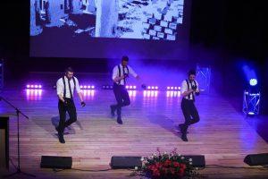 """Raudondvaryje – """"Džentelmenų"""" koncertas moterims"""