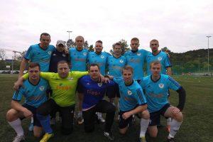 "Vilniaus ""Eagle Team–Frega"" rungtyniaus mažojo futbolo Čempionų lygoje"