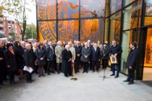 Naujajame VDU mokslo ir studijų centre – dėmesys pasaulio lietuviams