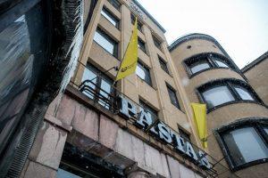 Premjeras: Kauno centrinis paštas turi būti pritaikytas valstybės reikmėms