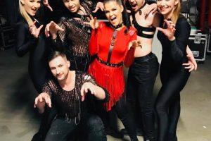 """Suomių atstovė """"Eurovizijoje"""": """"X faktorius"""" pakeitė mano gyvenimą"""