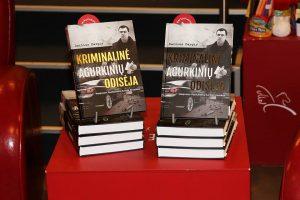 """D. Dargio """"Kriminalinė Agurkinių odisėja"""" – ir audioknygos formatu"""