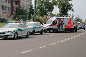 Nepilnametį pražudžiusiai avarijai Kaune – išskirtinis pareigūnų dėmesys