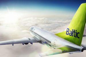 """""""airBaltic"""" skraidys iš Rygos į Odesą"""