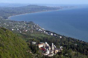 Abchazijoje per sprogimus šaudmenų sandėlyje žuvo dvi turistės iš Rusijos