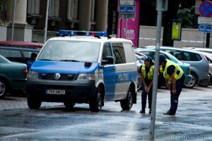 Taline policija sulaikė Suomijoje pabėgusį psichikos ligonį