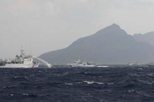 Prie Japonijos krantų rastas nuskendęs žvejybos laivas: aštuoni žmonės dingę