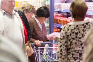 Premjeras neabejoja maisto kuponų nauda