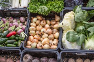 Prognozė: dėl sausros daržovių derlius bus 30 proc. mažesnis