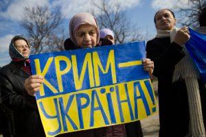 Kryme per vieną dieną prieš teismą stojo 86 vietos totoriai