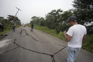 Meksiką supurtė 6,2 balo žemės drebėjimas
