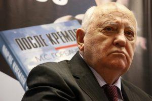 M. Gorbačiovas neketina dalyvauti Sausio 13-osios bylos procese