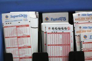 Lietuviai negaili pinigų loterijų bilietams