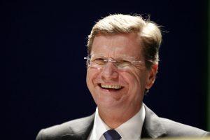 Mirė buvęs Vokietijos užsienio reikalų ministras