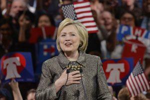 H. Clinton: rinkimai – šansas sutrukdyti D. Trumpo atakoms prieš demokratiją