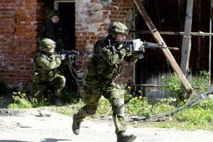 Estija įsigis didelio kalibro šaudmenų už 60 mln. eurų