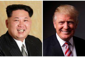Nobelio taikos premija – D. Trumpui ir Kim Jong-unui?
