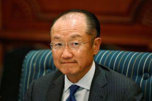 Pasaulio banko vadovas vienbalsiai išrinktas antrai kadencijai