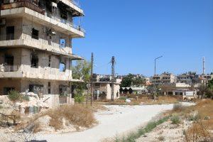 Sirijoje subombarduoti gimdymo namai