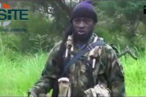 """Nigerijos prezidentas: """"Boko Haram"""" lyderis sužeistas"""