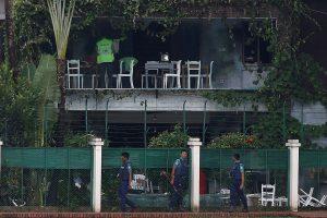Bangladešo policija nukovė išpuolio Dakos kavinėje sumanytoją