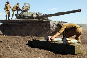 ESBO: Ukraina ir prorusiški separatistai atitrauks pajėgas trijuose ruožuose