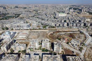 JT saugumo sumetimais atidėjo evakuacijas Alepe