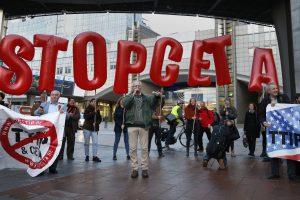 Teisės daktaras apie CETA: daugiau įtakos bedarbystei turi technologijos
