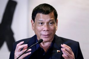 JAV perspėjo Filipinų vadovą dėl jo retorikos ir karo su nusikalstamumu