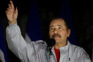 Nikaragvos prezidentas artėja prie ketvirtos kadencijos