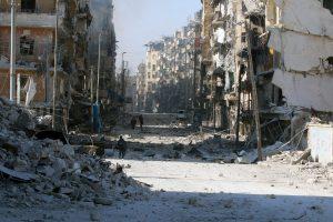 Prancūzija ragina surengti JT Saugumo Tarybos susitikimą dėl Alepo
