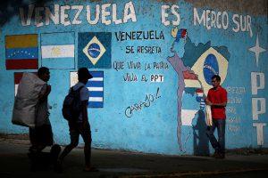 Lotynų Amerikos ekonominis blokas sustabdė Venesuelos narystę?