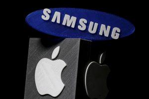 """""""Apple"""" planuoja atidaryti pirmąją parduotuvę """"Samsung"""" citadelėje"""