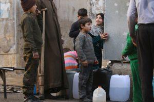 UNICEF: Alepe visi vaikai yra traumuoti