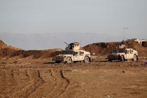Irake sudužus sraigtasparniui žuvo keturi žmonės